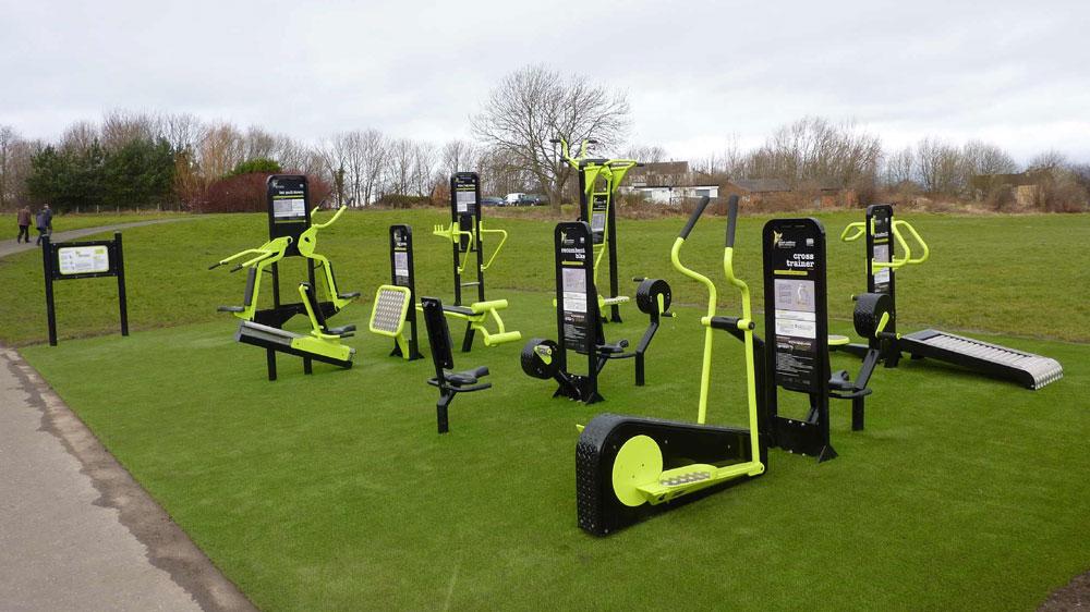 Outdoor Gym Facilities