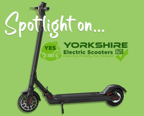 Spotlight on Yorkshire Electric Scooters header image